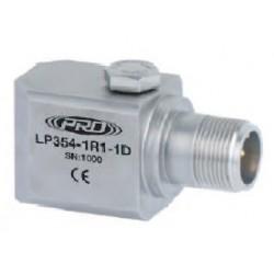 LP354 alacsony árfekvésű, loop power rezgésgyorsulás érzékelő és távadó: 4-20 mA, oldalsó kivezetésű