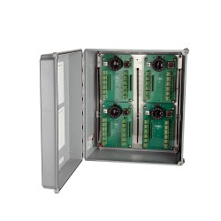Fiberglass (SB102)  Switch Boxes, 24, 36, and 48 Channels