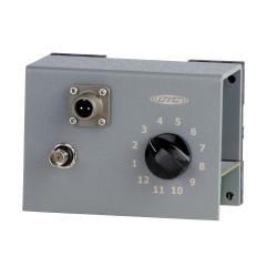 SSB-MODX  4-12 csatornás kapcsoló modul DIN sínre szerelhető