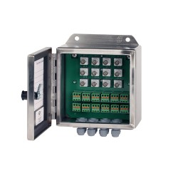 Stainless Steel (MX202) MAXX Boxes 1 - 12 Channels