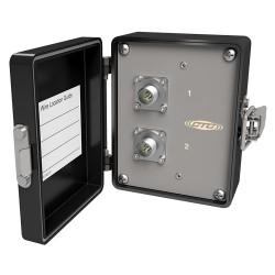 MX504 Triaxial mini-MAXX Boxes 1 and 2 Triaxial Input