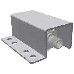 MH148-1A Érzékelő protektor, rozsdamentes acél, oldalkivezetéses érzékelőkhöz