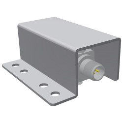 MH148-1A Stainless steel sensor protector for side exit sensors