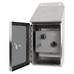 SSB 6000 Rozsdamentes acélból készült egyetlen kimeneti kapcsoló doboz