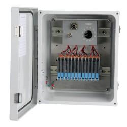 SSB9100 leválasztó burkolat, kapcsoló modullal