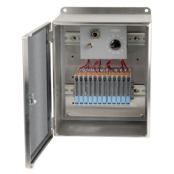 SSB9200 Barrier Enclosure with Switch Module