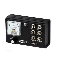 PS03 Háromcsatornás akkumulátor tápellátás gyorsulásmérőkhöz és piezo sebesség jelátalakítóhoz