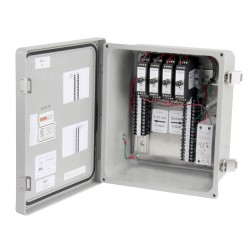 XE150T Fiberglass Enclosures, 1-4 Channel SC200 Series Signal Conditioners