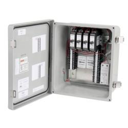 XE150T Fiberglass Enclosures, 1-4 Channel SC200 Series Signal Conditioners