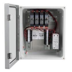 XE350 Fiberglass Enclosures, 1-4 Channel SC200 Series Signal Conditioners