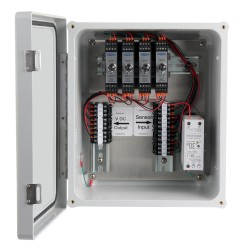 XE350 üvegszálas házak, 1-4 csatornás SC200 sorozatú jelkondicionálók