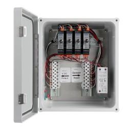 XE350T üvegszálas házak, 1-4 csatornás SC200 sorozatú jelkondicionálók