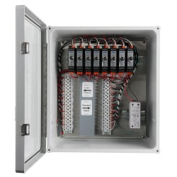 XE350T Fiberglass Enclosures, 1-8 Channel SC200 Series Signal Conditioners