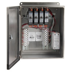 XE450T Stainless Steel Enclosures, 1-4 Channel SC200 Series Signal Conditioners