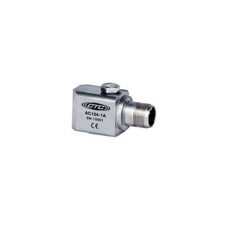 AC154 rezgésgyorsulás érzékelő: 100 mV/g, oldalsó kivezetés, egy irányú, kedvező ár