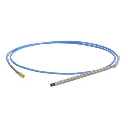 DP1009 örvényáramos elmozdulás érzékelő 5 mm átmérő, 1/4-28 menettel