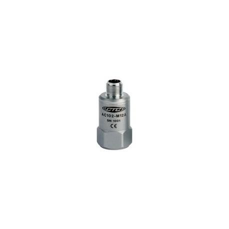 AC102-M12A általános célú rezgésgyorsulás érzékelő