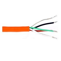 CB119 4 vezeték, narancssárga teflon bevonat