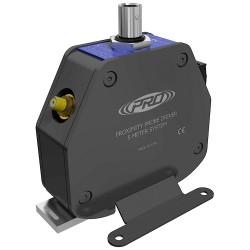 DD100790 11 mm jelkondicionáló, 4-20 mA, sugár irányú alkalmazásokhoz