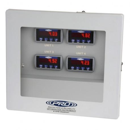 VP széria ViPR rezgésvédelmi és relé rendszer