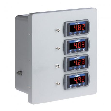 MVR1000 Mini-ViPR rezgésvédelmi és relé rendszer