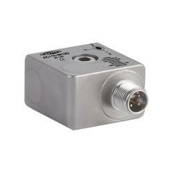 AC115-M12D rezgésgyorsulás érzékelő: 100 mV/g érzékenység, háromirányú, kedvező ár, M12-es csatlakozó