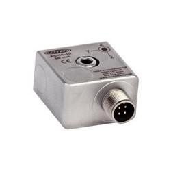 AC115 rezgésgyorsulás érzékelő: 100 mV/g érzékenység, háromirányú, kedvező ár
