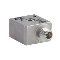 AC119-M12D rezgésgyorsulás érzékelő: 100 mV/g érzékenység, kétirányú, kedvező ár, M12-es csatlakozó