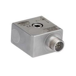 AC360 rezgésgyorsulás érzékelő: 100 mV/g érzékenység, háromirányú