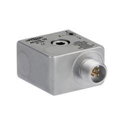 AC232 rezgésgyorsulás érzékelő: prémium sorozat, 10 mV/g érzékenység, háromirányú