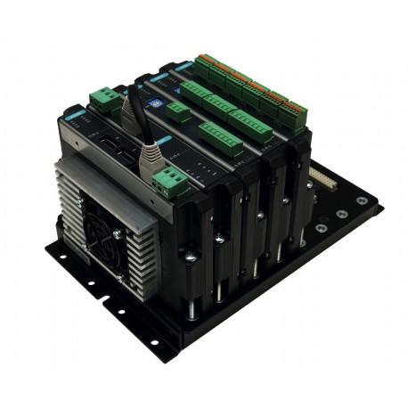 AMC VIBRO MONITOR 4000 – online rezgésfelügyelő rendszer