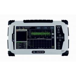 AVM 1000DC/P - sokoldalú, hordozható rezgéselemző kiegyensúlyozó funkcióval