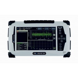 AVM 1000DC/P - versatile, portable vibration analyzer with balancing feature