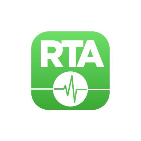Alert RTA™ - Valsós idejű analizáló szoftver a TRIO hordozható eszközhöz
