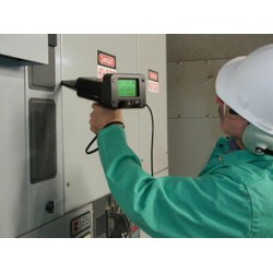 Ultrasound testing and leakage detection