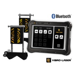 VIBRO-LASER VLSAT™ - precision laser shaft alignment