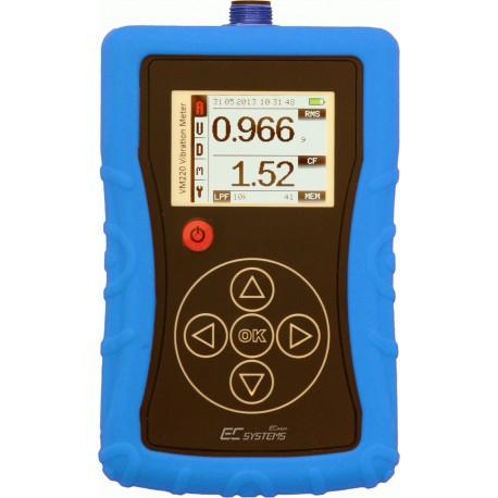 VibMeter AVM 1000/P - portable vibration tester