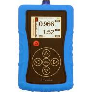 VibMeter AVM 1000/P - hordozható rezgésmérő műszer