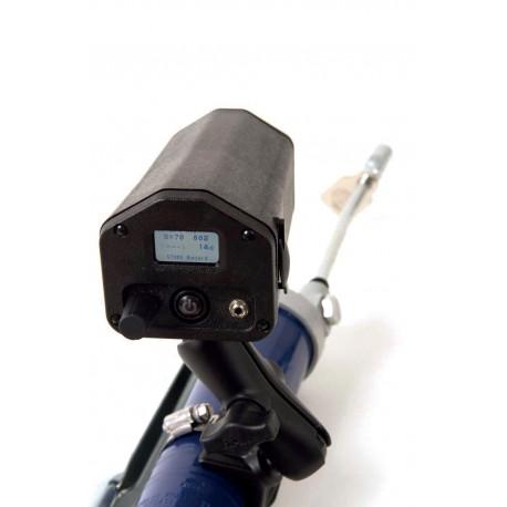 Ultraprobe® 401 Grease Caddy Pro - Digitális Ultrahangos Kenéstechnika